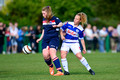 Capital Girls Cup Final Under 14 - Denham United Ladies Youth U14 v Queens Park Rangers Girls U14 - 10 May 2015