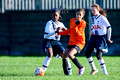 Tottenham Hotspur Girls U13 v Alexandra Park Girls U14 North 2015-11-22