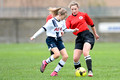 Tottenham Hotspur Girls U15 v Great Danes Lions U15 2015-12-06