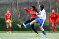 Islington Borough Girls U16 v Hampstead Diamonds U16 2016-03-05