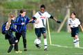 Tottenham Hotspur Girls U11 v Letchworth GC Eagles U11 Diamonds 2015-12-19