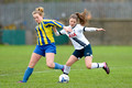 Tottenham Hotspur Girls U14 v Harvesters FC Girls U14 2016-02-06