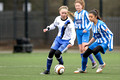 Old Actonians Girls U14 v Hampstead Girls U14 2016-02-20
