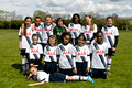 Tottenham Hotspur Girls U11 Player/Team Photos 2016-04-30