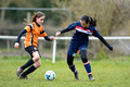 Denham United Girls U12 v Hearts Of Teddlothian Panthers U12 2016-03-19