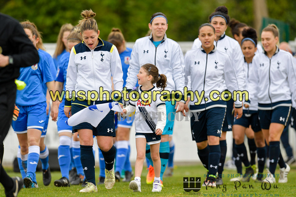 20170416-135739-2 Tottenham Hotspur Ladies FC v Cardiff City Ladies FC