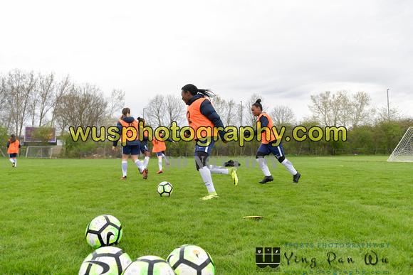 15d8520d56d 20180407-093059 Tottenham Hotspur Girls U13 v United Soccer Academy Mount  Pleasant 04-05