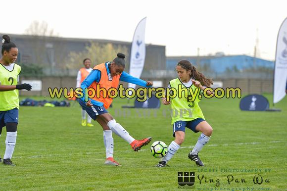 5f416089cae 20180407-094241 Tottenham Hotspur Girls U13 v United Soccer Academy Mount  Pleasant 04-05