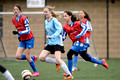 Old Actonians Girls U14 v Young Hackney Belles U14 2016-01-09