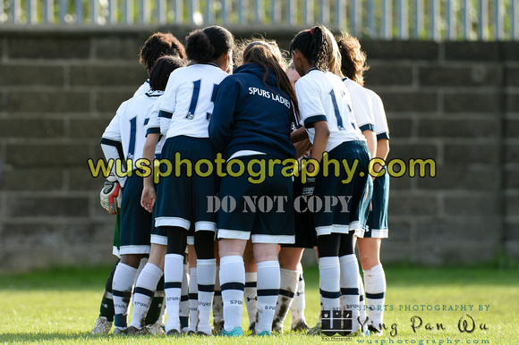 20151128-100654 Tottenham Hotspur Girls U16 Whites v Reading FC Girls U16